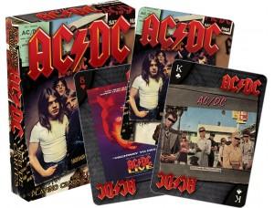 Игровые карты - AC/DC