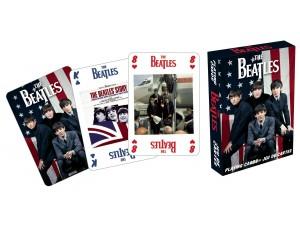 Игровые карты - The Beatles