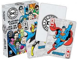 Игровые карты - DC Retro