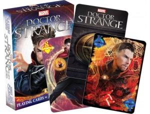 Игровые карты - Доктор Стрэндж