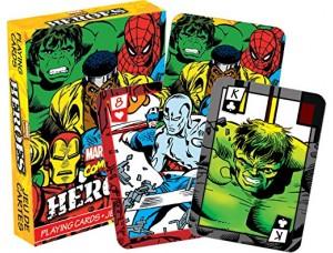 Игровые карты - Marvel Heroes