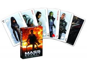 Игровые карты - Mass Effect