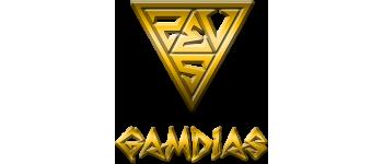 Игровые наушники Gamdias