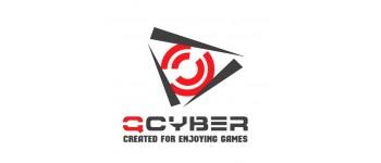 Игровые наушники Qcyber