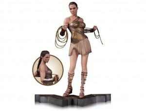 Фигурка-статуя Чудо-женщина - Training Outfit
