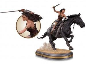 Фигурка-статуя Чудо-женщина - Horse Deluxe