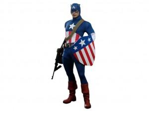 Фигурка Капитан Америка - Первый Мститель