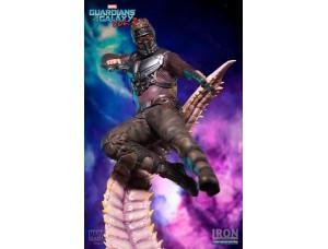 Фигурка-статуя Звездный Лорд - Battle Diorama Series