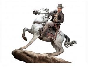 Фигурка-статуя Индиана Джонс