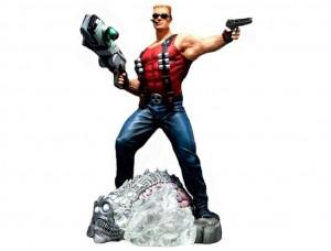 Фигурка-статуя Duke Nukem