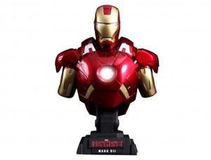 Бюст Железный Человек Mark VII