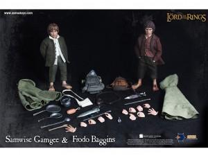 Фигурка Фродо и Сэм