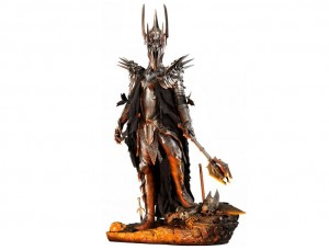 Фигурка-статуя Саурон