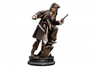 Фигурка-статуя Капитан Джек Воробей