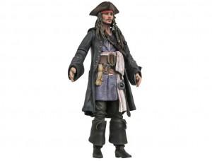 Фигурка Капитан Джек Воробей - Пираты Карибского моря: Мертвецы не рассказывают сказки