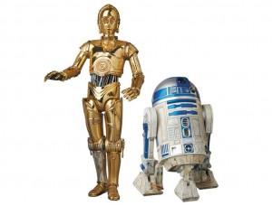 Фигурка C-3PO и R2-D2