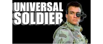 Коллекционные фигурки из фильма Универсальный Солдат
