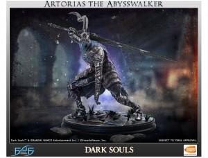 Фигурка-статуя Арториас Путник Бездны - Dark Souls