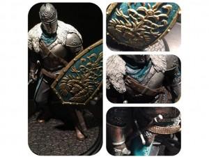 Фигурка Рыцарь Фараам - Dark Souls II