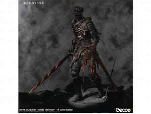 Фигурка-статуя Душа пепла - Dark Souls III