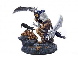 Фигурка-статуя Смерть и Ворон Прах - Darksiders II