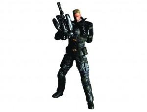 Фигурка Лоуренс Барретт - Deus Ex Human Revolution