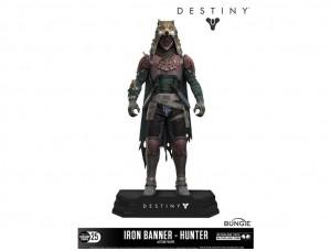 Фигурка Iron Banner Hunter Color Tops Collector Edition