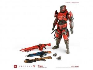 Фигурка Titan - Destiny
