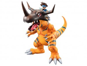 Фигурка Greymon & Yagami Taichi - Digimon Adventure