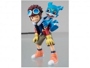 Фигурка Motomiya & V-Mon - Digimon Adventure 02