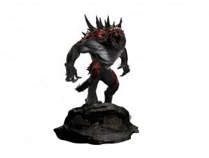 Фигурка-статуя Голиаф - Premier Savage Skin