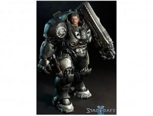 Фигурка Джим Рейнор - Starcraft II