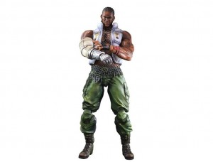 Фигурка Баррет Уоллес - Final Fantasy VII