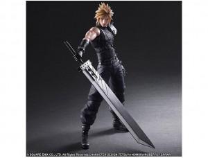 Фигурка Клауд Страйф - Final Fantasy VII Remake