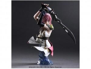 Бюст Лайтнинг - Final Fantasy XIII