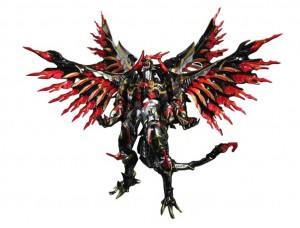 Фигурка Бахамут - Final Fantasy