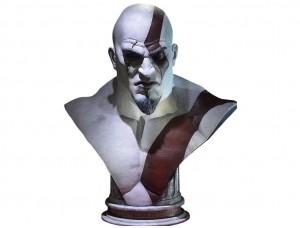 Бюст Кратос - God of War Ascension