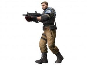 Фигурка Джеймс Доминик Феникс - Gears of War 4