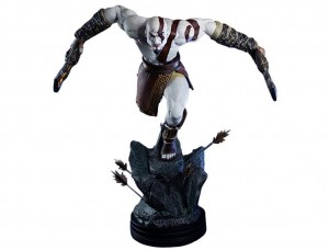 Фигурка-статуя Кратос