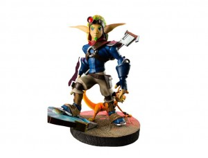 Фигурка-статуя Джек и Дастер - Jak & Daxter II