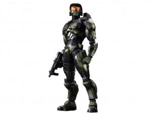 Фигурка Мастер Чифа - Halo 2 Anniversary Edition