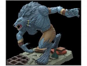 Фигурка Волк-оборотень - Killer Instinct
