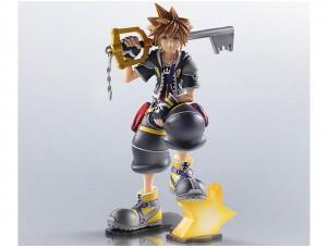 Фигурка-статуя Сора - Kingdom Hearts II