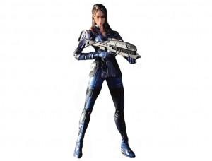 Фигурка Эшли Уильямс - Mass Effect