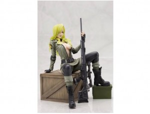 Фигурка Снайпер Вульф - Metal Gear Solid
