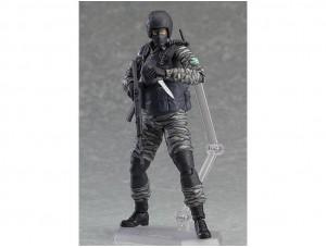 Фигурка Солдат Гурлуковича - Metal Gear Solid 2 Sons of Liberty