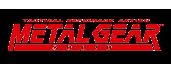Коллекционные фигурки из игры Metal Gear Solid