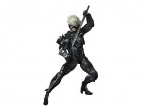 Фигурка Райден - Metal Gear Rising: Revengeance