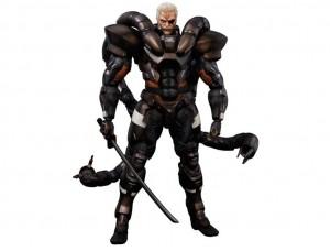 Фигурка Солид Снейк - Metal Gear Solid 2