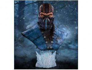 Бюст Саб-Зиро - Mortal Kombat X